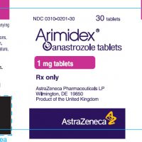 arimidex label