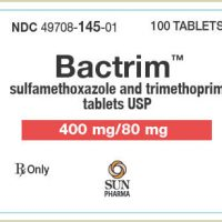 bactrim label
