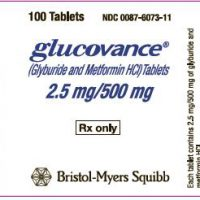 glucovance label