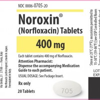 noroxin label