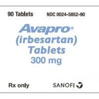 avapro label