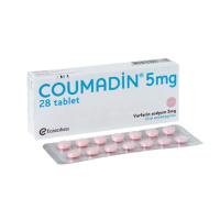 coumadin box