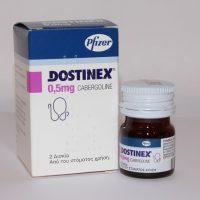 dostinex box