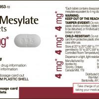 doxazosin label