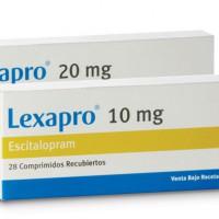 lexapro box