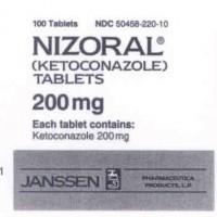 nizoral label