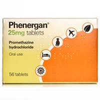 phenergan box