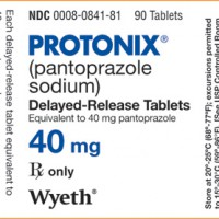 protonix label