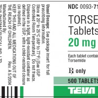 torsemide label
