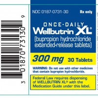 wellbutrin xl label