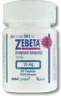 zebeta box