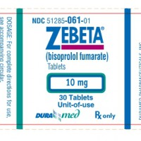 zebeta label