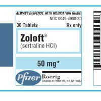 zoloft label