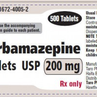 carbamazepine label