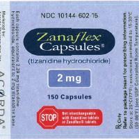 zanaflex label