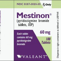 mestinon label